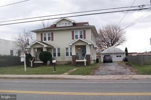 410 E Baltimore/412 Street, TANEYTOWN, MD 21787 (#MDCR140244) :: Eng Garcia Grant & Co.