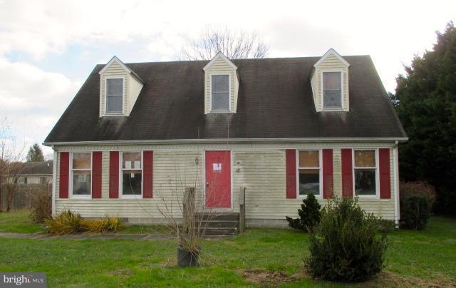 2 Greenridge Avenue, RIDGELY, MD 21660 (#MDCM107564) :: Bob Lucido Team of Keller Williams Integrity
