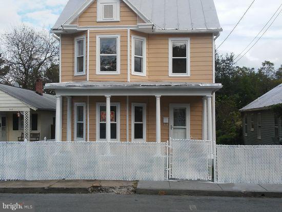 336 Fairview Avenue, WINCHESTER, VA 22601 (#VAWI105290) :: Bob Lucido Team of Keller Williams Integrity