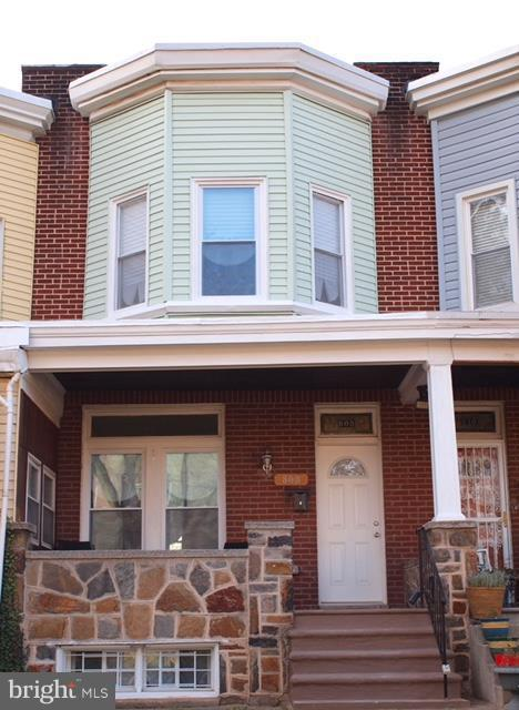 808 Whitmore Avenue, BALTIMORE, MD 21216 (#MDBA263680) :: Blue Key Real Estate Sales Team