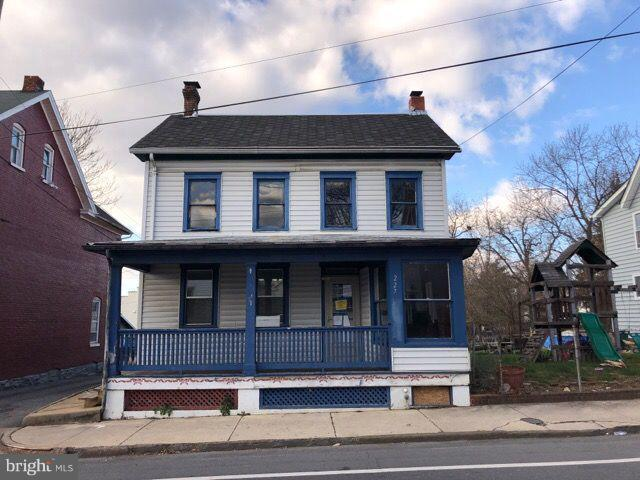 227 North Mulberry Street, HAGERSTOWN, MD 21740 (#MDWA128086) :: The Maryland Group of Long & Foster