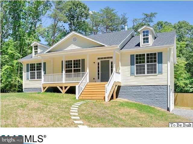 1349 Nannie Burton Road, LOUISA, VA 23093 (#VALA107248) :: Colgan Real Estate