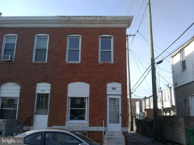 626 Curley Street N, BALTIMORE, MD 21205 (#MDBA291512) :: Gail Nyman Group