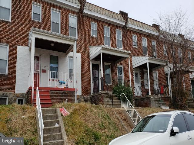 3537 Chesterfield Avenue, BALTIMORE, MD 21213 (#MDBA291594) :: ExecuHome Realty