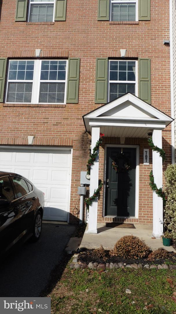 707 Prentiss Point, MARTINSBURG, WV 25401 (#WVBE134010) :: Pearson Smith Realty