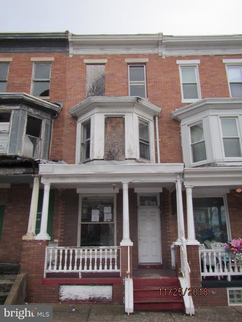 3649 Park Heights Avenue, BALTIMORE, MD 21215 (#MDBA302488) :: ExecuHome Realty