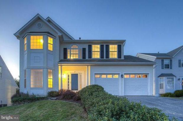 7 Doug Court, STAFFORD, VA 22554 (#VAST165406) :: TVRG Homes