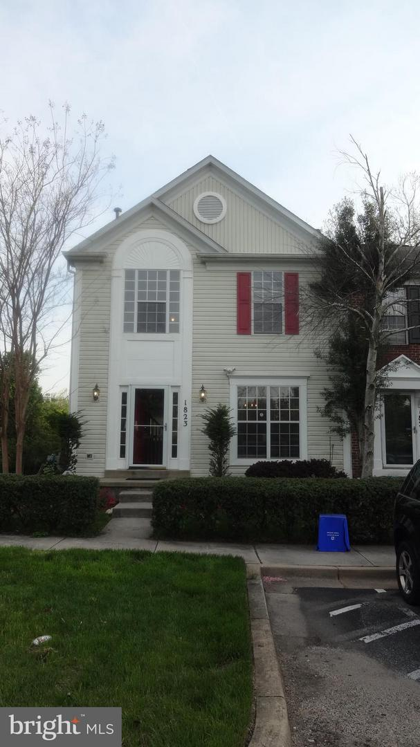 1823 Staley Manor Drive, SILVER SPRING, MD 20904 (#MDMC486012) :: The Sky Group