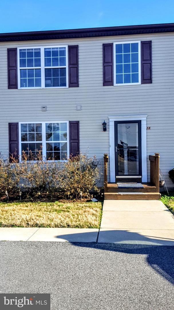 17829 Callaway Drive #38, LEWES, DE 19958 (#DESU128420) :: Compass Resort Real Estate