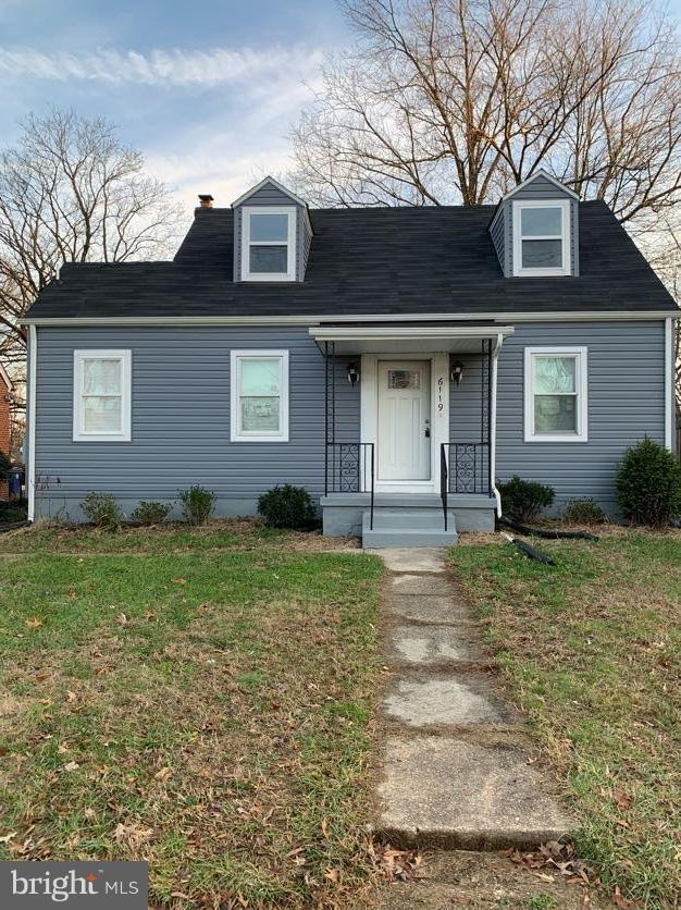6119 Cabot Street, DISTRICT HEIGHTS, MD 20747 (#MDPG375940) :: The Putnam Group