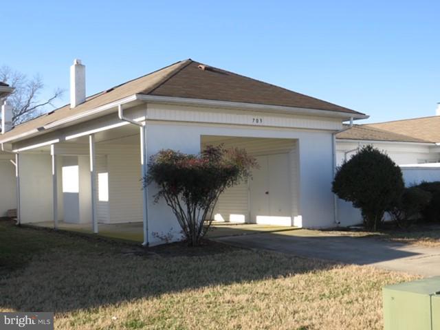 703 Houston Drive #703, MILLSBORO, DE 19966 (#DESU128564) :: The John Wuertz Team