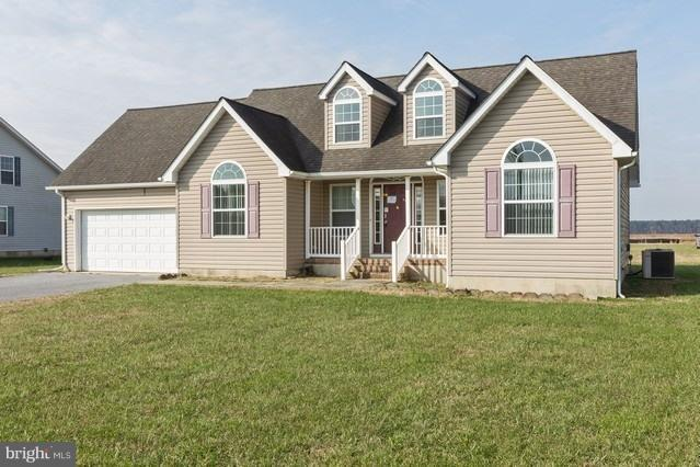 30598 Beaver Dam Branch Road, LAUREL, DE 19956 (#DESU128594) :: The Allison Stine Team