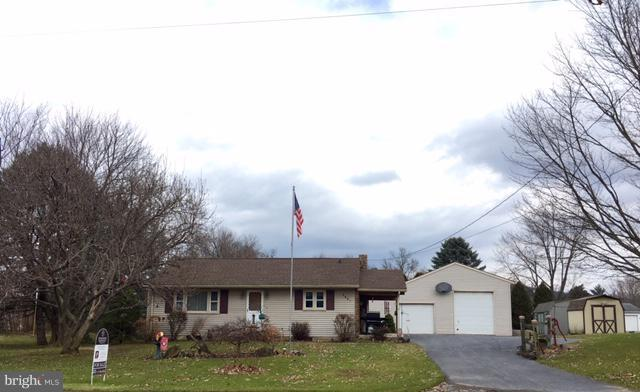 6441 Duffield Road, CHAMBERSBURG, PA 17202 (#PAFL141110) :: Great Falls Great Homes