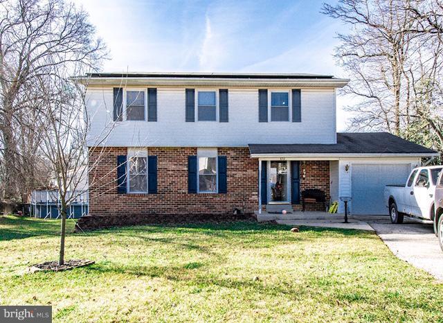 378 Jamie Court, GLEN BURNIE, MD 21060 (#MDAA302354) :: Colgan Real Estate