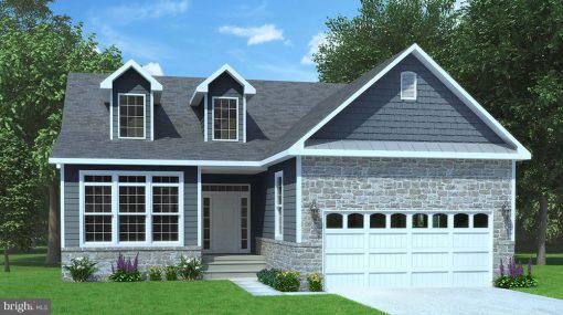 4139 Shanelle Court Lot 11, HAMPSTEAD, MD 21074 (#MDCR153920) :: Wes Peters Group Of Keller Williams Realty Centre