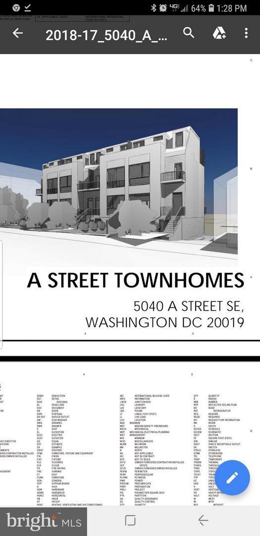 5040 A Street SE, WASHINGTON, DC 20019 (#DCDC309212) :: ExecuHome Realty