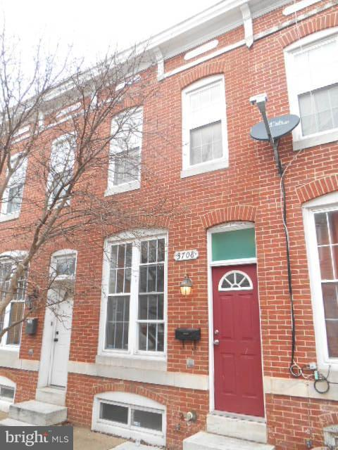 3708 Mount Pleasant Avenue, BALTIMORE, MD 21224 (#MDBA304220) :: The Putnam Group