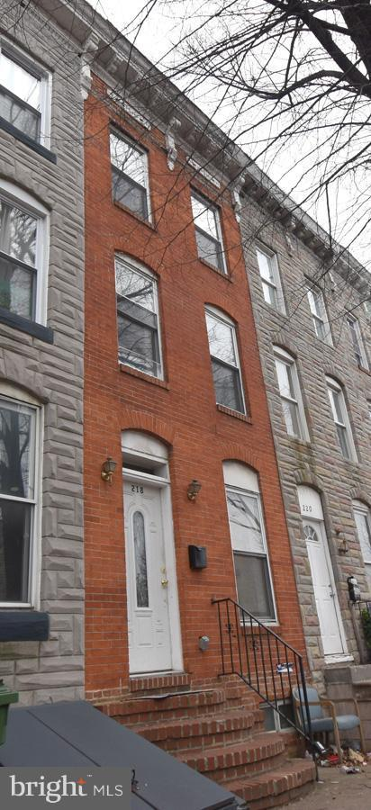 218 N Montford Avenue, BALTIMORE, MD 21224 (#MDBA304428) :: ExecuHome Realty