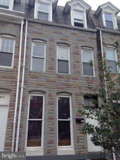 1812 N Caroline Street #1812, BALTIMORE, MD 21213 (#MDBA304502) :: ExecuHome Realty