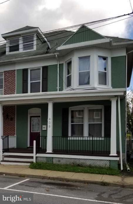 408 Mitchell Avenue, HAGERSTOWN, MD 21740 (#MDWA136834) :: ExecuHome Realty