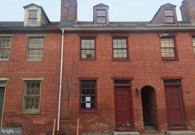 624 Stirling Street, BALTIMORE, MD 21202 (#MDBA305218) :: The France Group