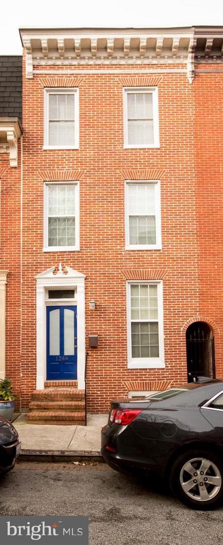 1244 William Street, BALTIMORE, MD 21230 (#MDBA305490) :: The Sebeck Team of RE/MAX Preferred