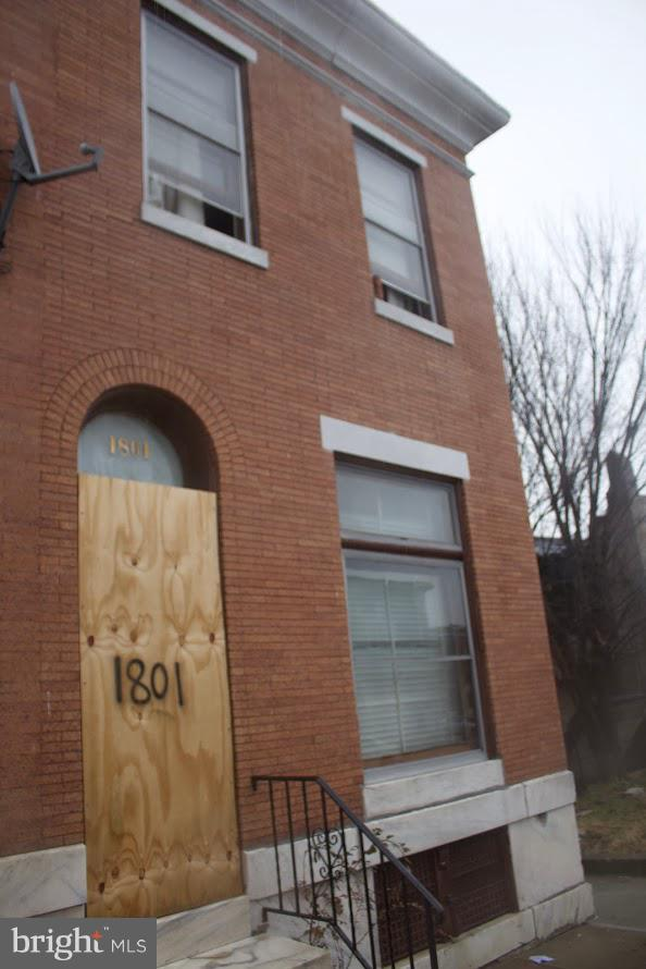 1801 N Washington Street, BALTIMORE, MD 21213 (#MDBA305510) :: The Putnam Group
