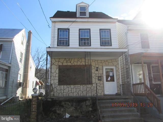 158 Buckley Street, BRISTOL, PA 19007 (#PABU308542) :: Jason Freeby Group at Keller Williams Real Estate