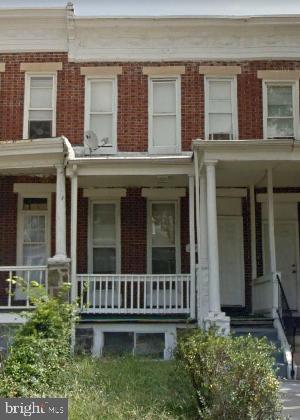 1725 Ashburton Street, BALTIMORE, MD 21216 (#MDBA305660) :: LaRock Realtor Group