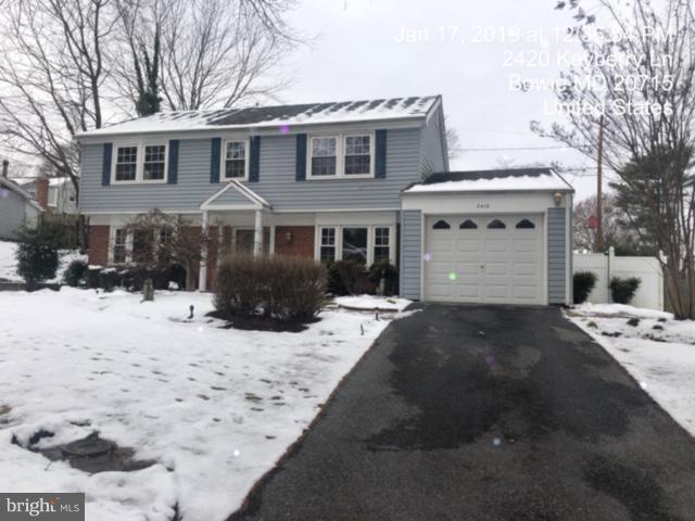 2418 Keyberry Lane, BOWIE, MD 20715 (#MDPG378228) :: Blue Key Real Estate Sales Team