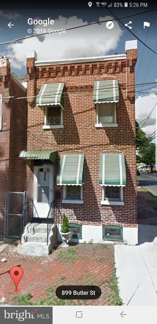 826 Butler Street, CHESTER, PA 19013 (#PADE323018) :: Jason Freeby Group at Keller Williams Real Estate