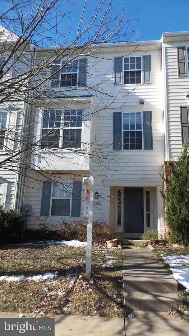152 Penwick Circle, FREDERICK, MD 21702 (#MDFR191518) :: The Maryland Group of Long & Foster