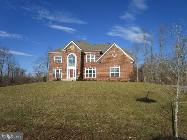 12806 Arya Drive, BRANDYWINE, MD 20613 (#MDPG378452) :: TVRG Homes