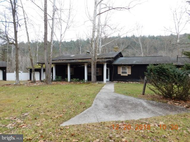 590 Old Mill Road, CAPON BRIDGE, WV 26711 (#WVHS106572) :: The Maryland Group of Long & Foster