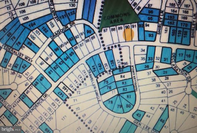 LOT #90 South Independence Drive, MONTROSS, VA 22520 (#VAWE107680) :: Blue Key Real Estate Sales Team