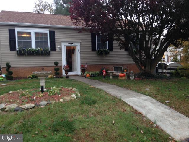 903 Blue Ridge Avenue, MIDDLEBURG, VA 20117 (#VALO315038) :: LoCoMusings