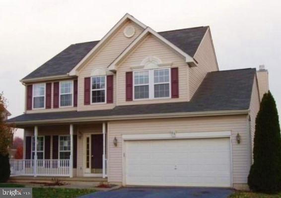 85 Sternway Drive, CHARLES TOWN, WV 25414 (#WVJF127846) :: Colgan Real Estate