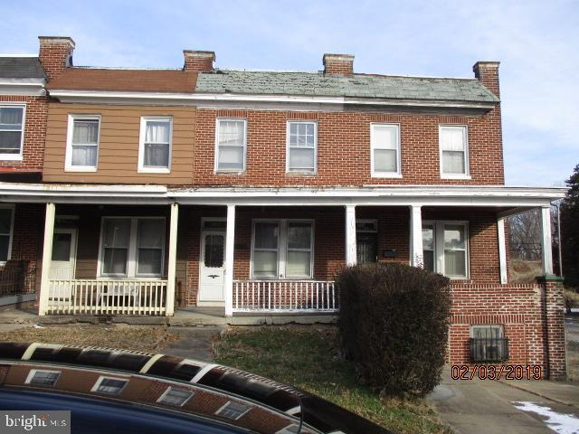 2802 Ellicott Drive, BALTIMORE, MD 21216 (#MDBA384034) :: ExecuHome Realty
