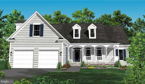 LOT 25-32 Blackbird Loop, CULPEPER, VA 22701 (#VACU129620) :: Great Falls Great Homes