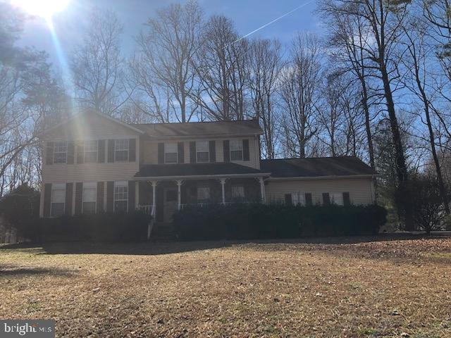 3105 Karen Drive, CHESAPEAKE BEACH, MD 20732 (#MDCA156576) :: The Maryland Group of Long & Foster Real Estate