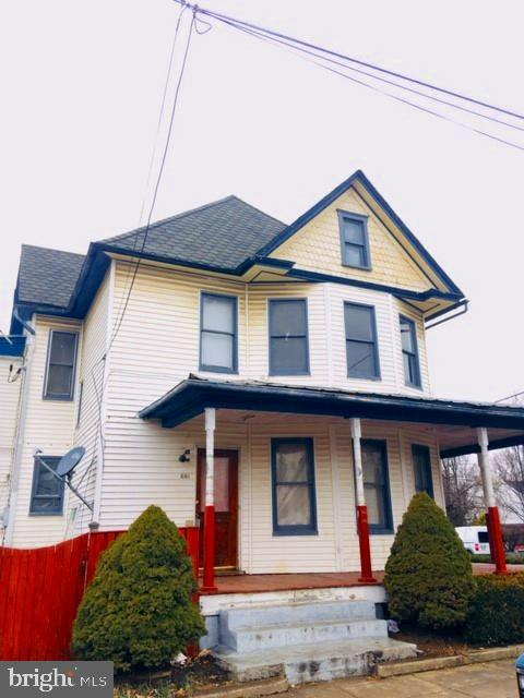 601 Virginia Avenue, MARTINSBURG, WV 25401 (#WVBE153182) :: Blue Key Real Estate Sales Team