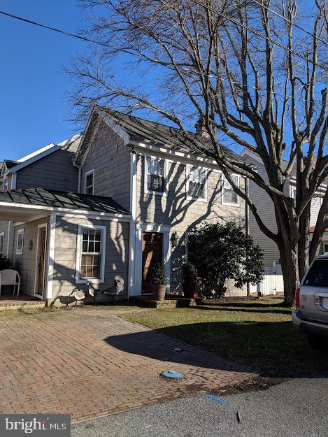 207 South Street, OXFORD, MD 21654 (#MDTA127732) :: ExecuHome Realty