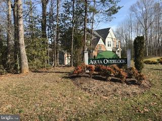 Rock Raymond Dr, Lot 72, STAFFORD, VA 22554 (#VAST191900) :: RE/MAX Cornerstone Realty
