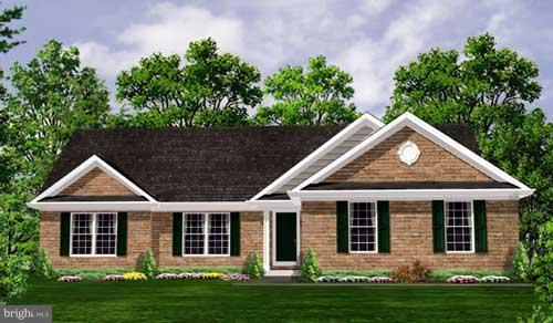LOT 24 Blackbird Loop, CULPEPER, VA 22701 (#VACU133098) :: Great Falls Great Homes