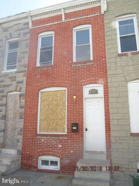 1205 James Street, BALTIMORE, MD 21223 (#MDBA426910) :: ExecuHome Realty