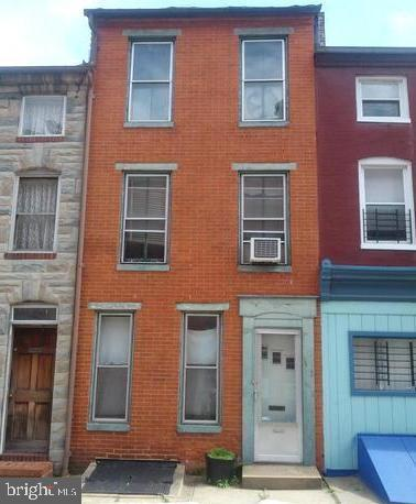 1137 Hollins Street, BALTIMORE, MD 21223 (#MDBA436148) :: ExecuHome Realty