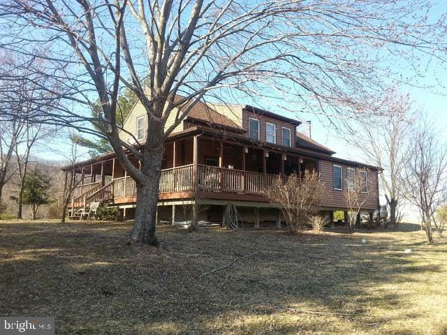 4038 Mount Olive Rd, RIO, WV 26755 (#WVHD104544) :: City Smart Living