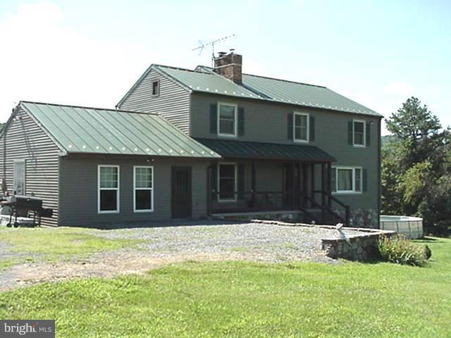 340 Rabbit Run Road, Off Bethal Ch, ROMNEY, WV 26757 (#WVHS111466) :: Hill Crest Realty