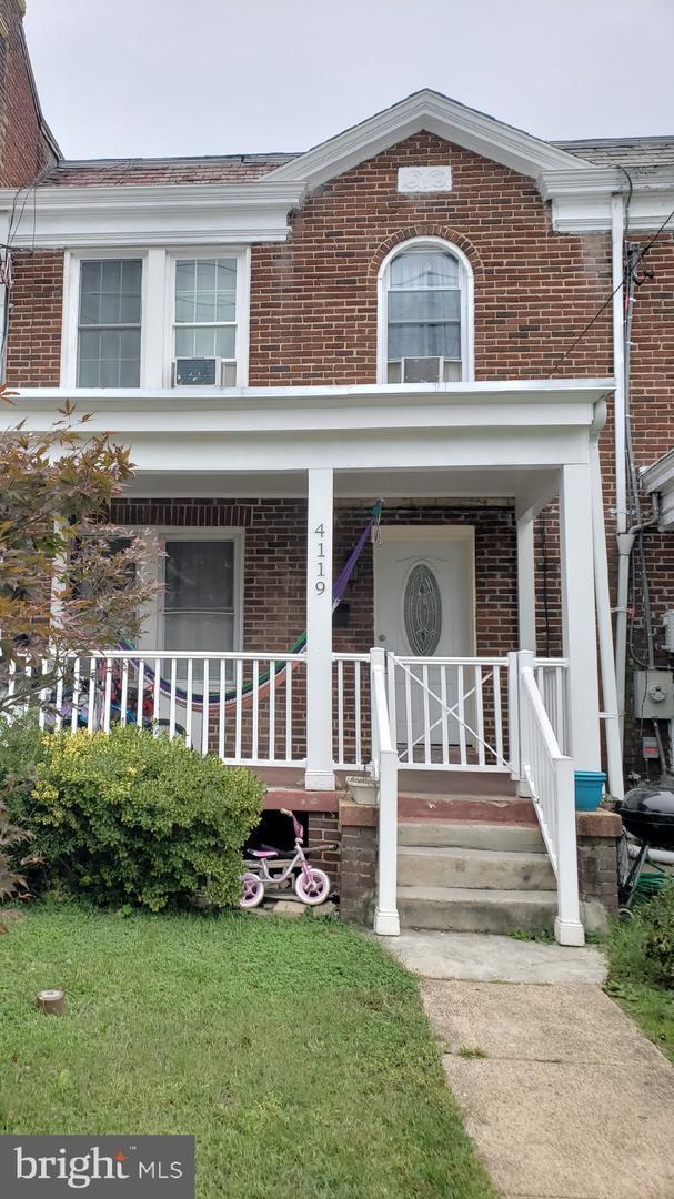 4119 4TH Street NW, WASHINGTON, DC 20011 (#DCDC399210) :: The Daniel Register Group