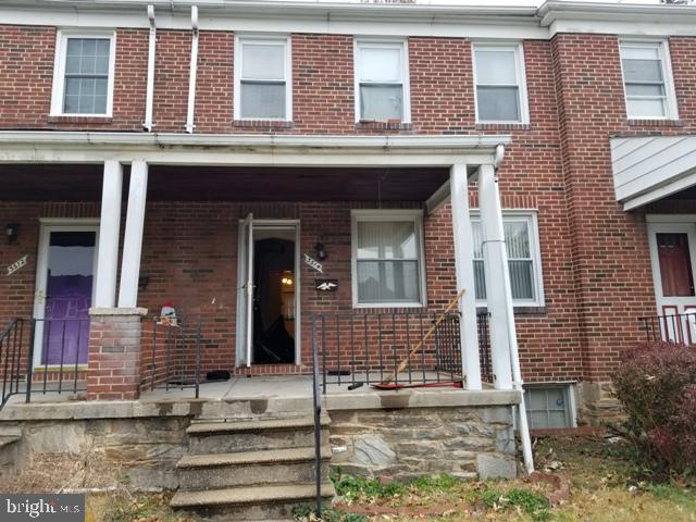 3514 Parklawn Avenue, BALTIMORE, MD 21213 (#MDBA436460) :: The Team Sordelet Realty Group